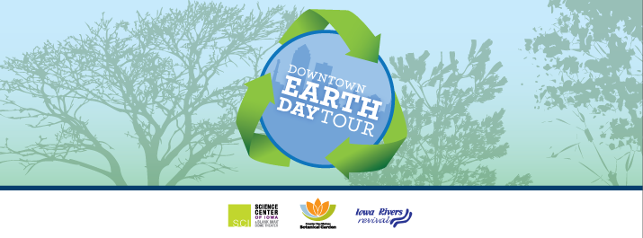 Celebrate Earth Day at the 6th Annual Downtown Earth Day Tour