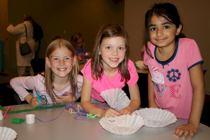Pajama Party Makes Science Fun for Girls