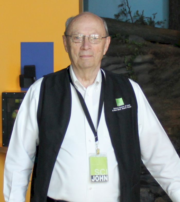 SCI Volunteer Spotlight: Get to Know John Mclaren