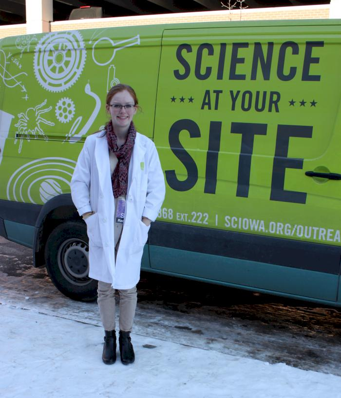 STEM Across the State: An SCI Outreach Road Trip