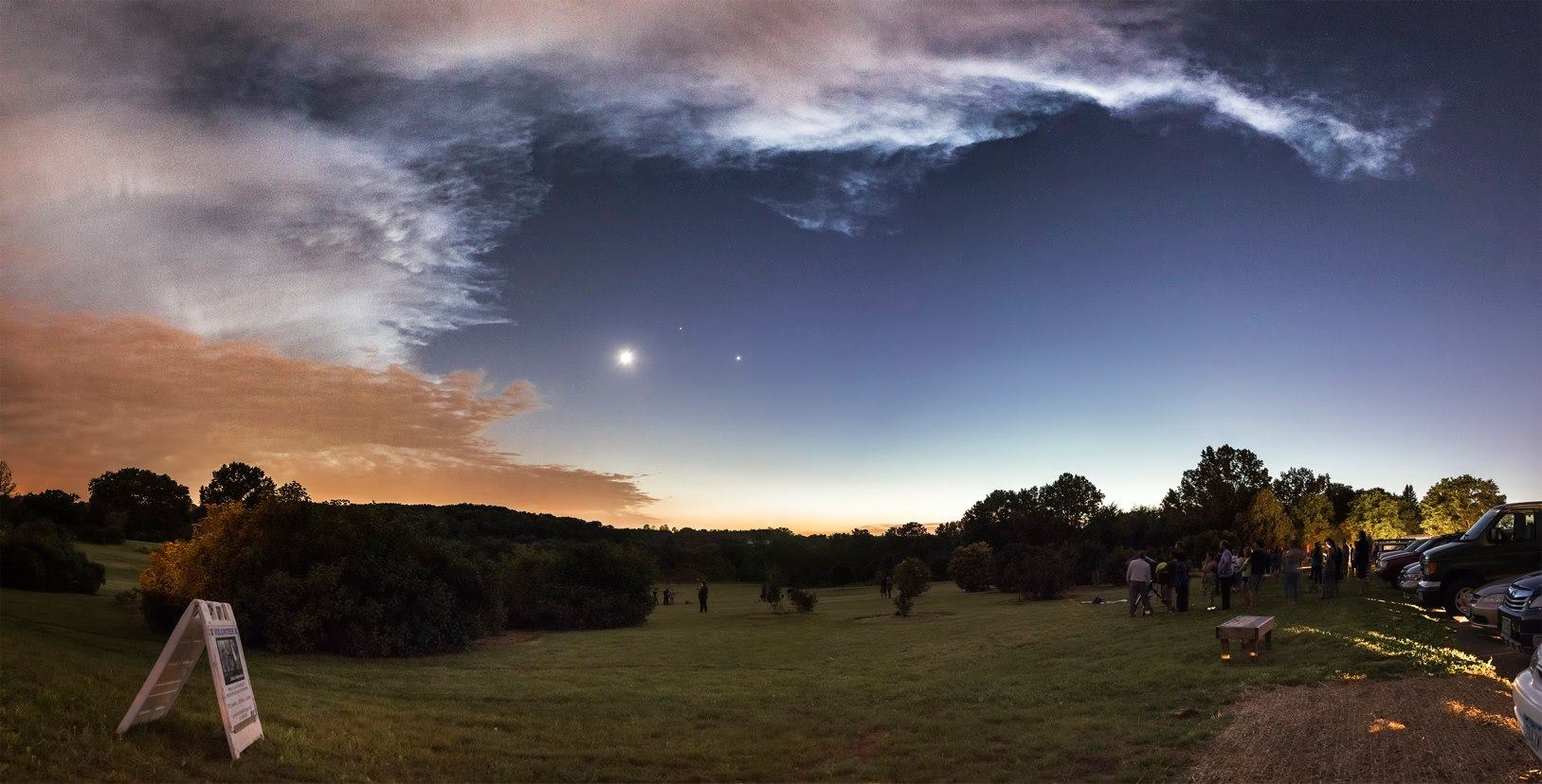 Star Party at Ewing Park